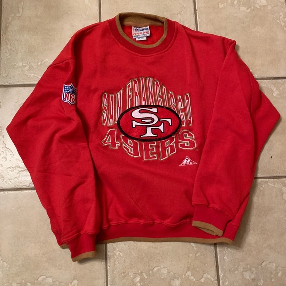 c59d3aac Vintage Apex One San Francisco 49ers Sweatshirt